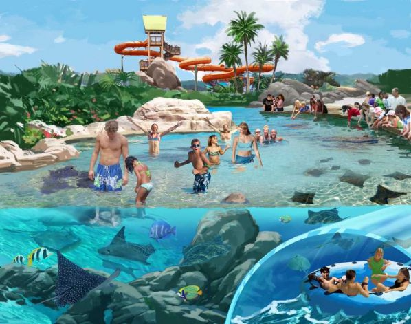 Behind The Thrills | Aquatica coming to Sea World San Antonio