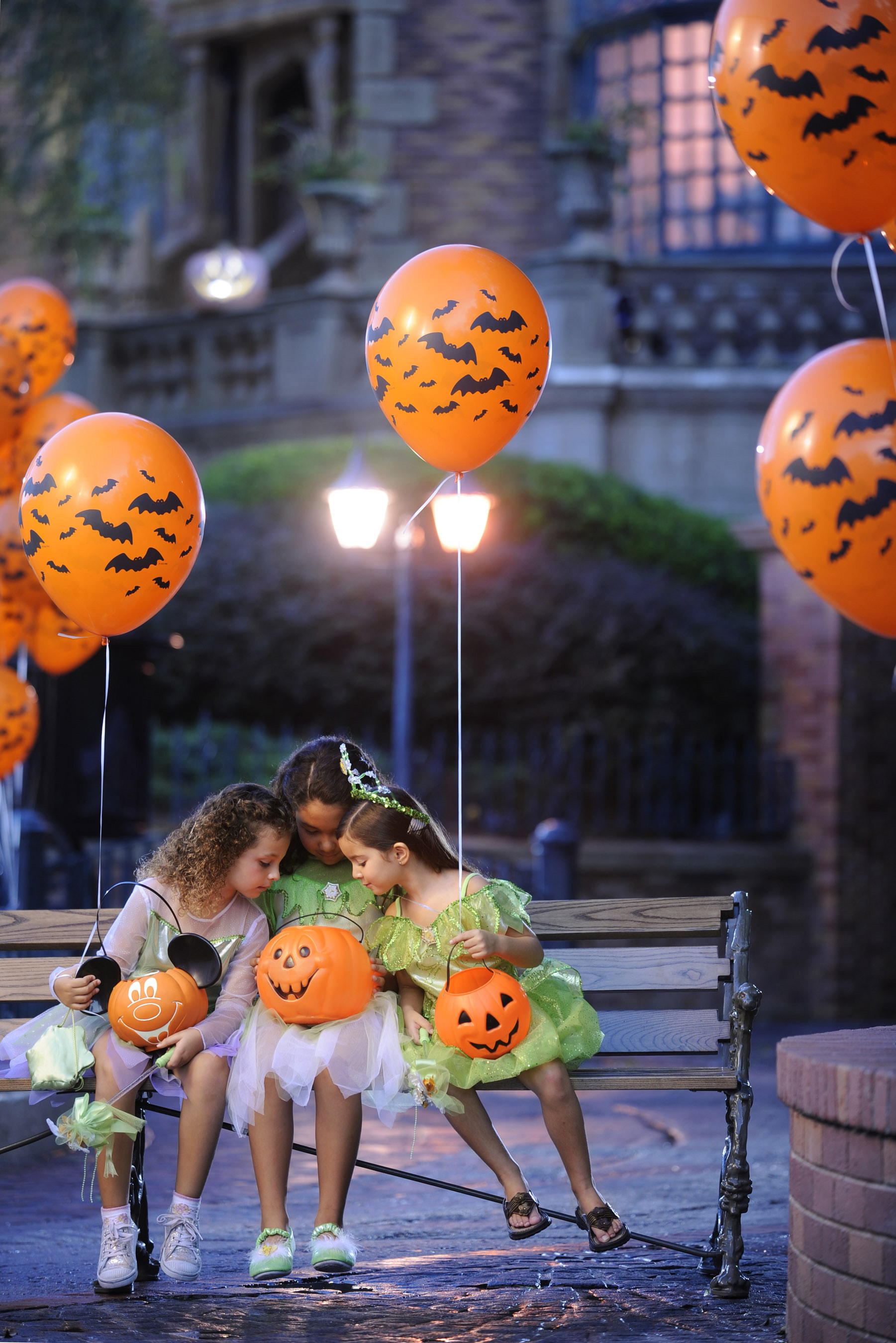 Behind the Thrills | Mickey's Not So Scary Halloween Party kicks ...