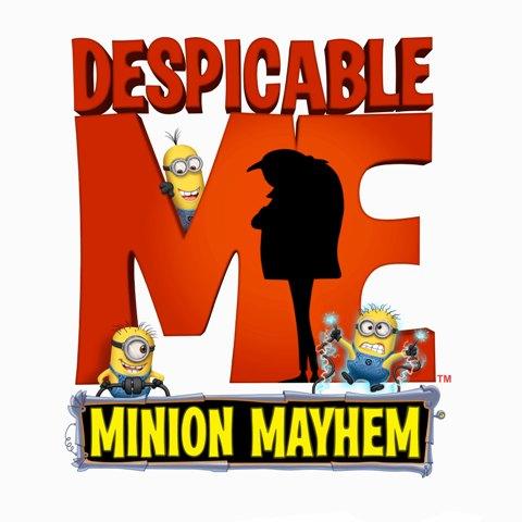 Despicable Me Minion Logo