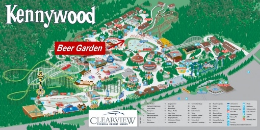 Behind The Thrills Kennywood In Pittsburgh Plans To Add