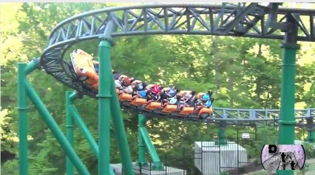 Behind The Thrills Verbolten Soft Opens At Busch Gardens Williamsburg
