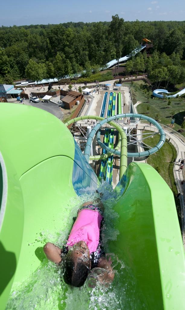 Behind The Thrills Busch Gardens Williamsburg And Water