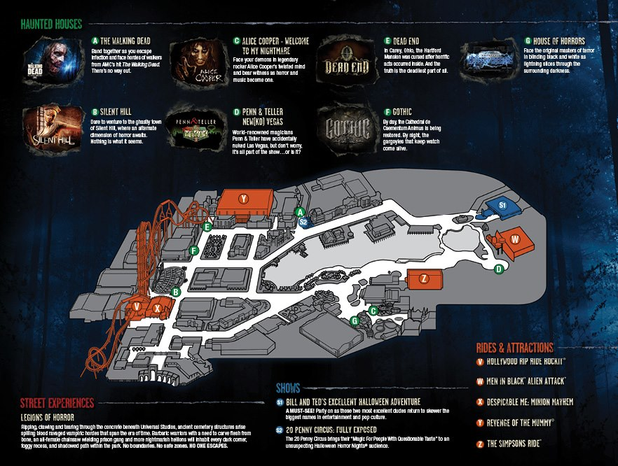for more information about halloween horror nights - Halloween Horror Nights In Orlando Florida