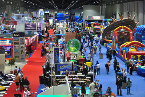 Behind The Thrills Iaapa Latest And Greatest In The