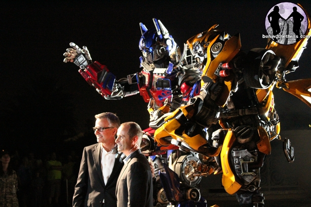 Behind the Thrills | Transformers 3D coming to Universal Orlando ...