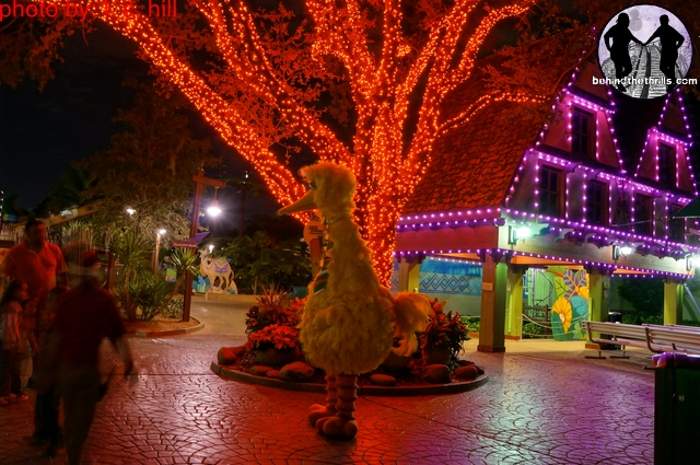 Behind the Thrills | Christmas Town at Busch Gardens Tampa is ...