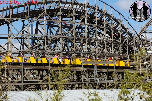 All Kinds Of Rumors Have Been Swirling Around About Gwazi, The Dueling  Wooden Roller Coaster At Busch Gardens Tampa. Some Say It Will Be  Demolished To Make ...