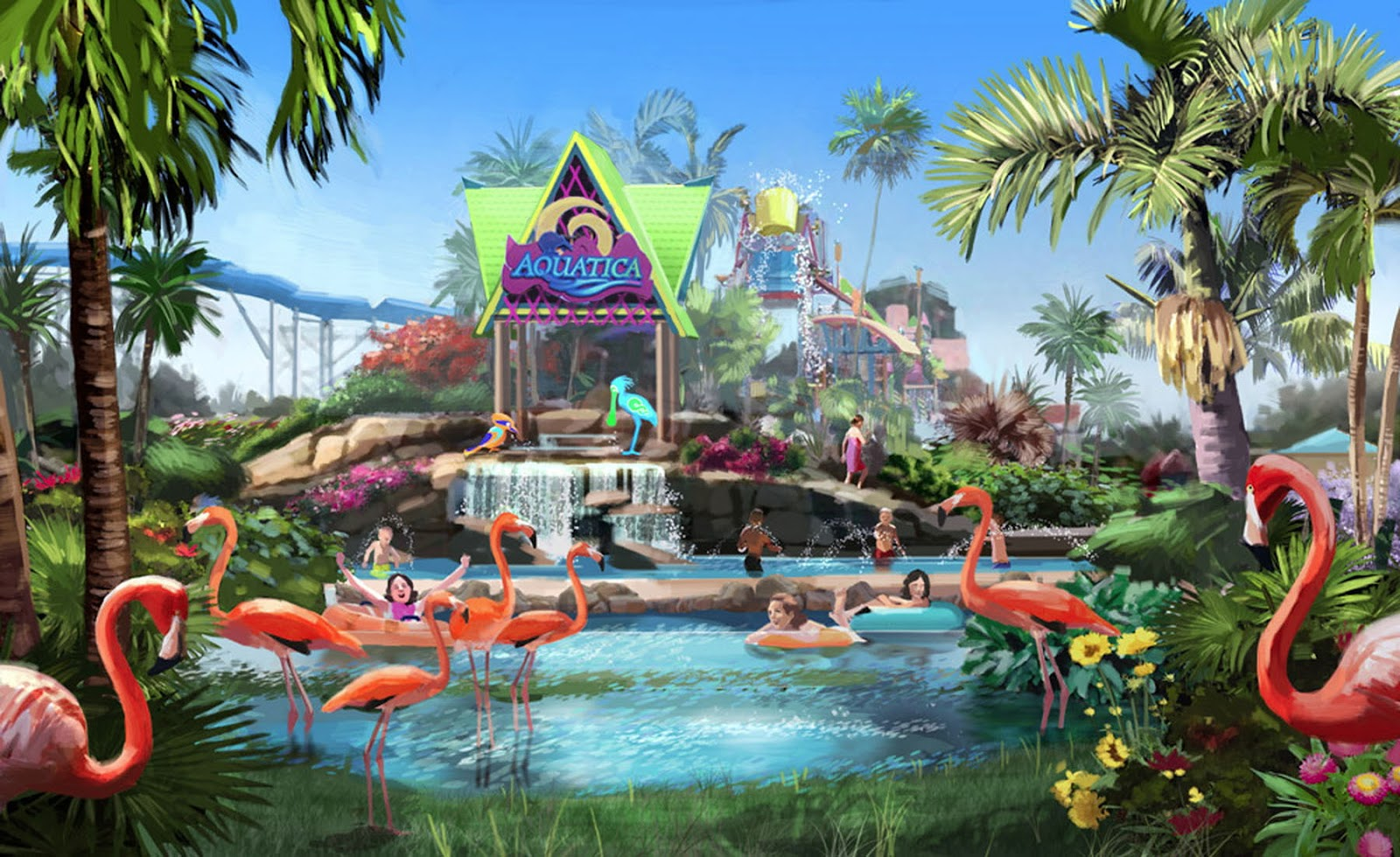 Behind The Thrills The 12 Must See New Attractions At