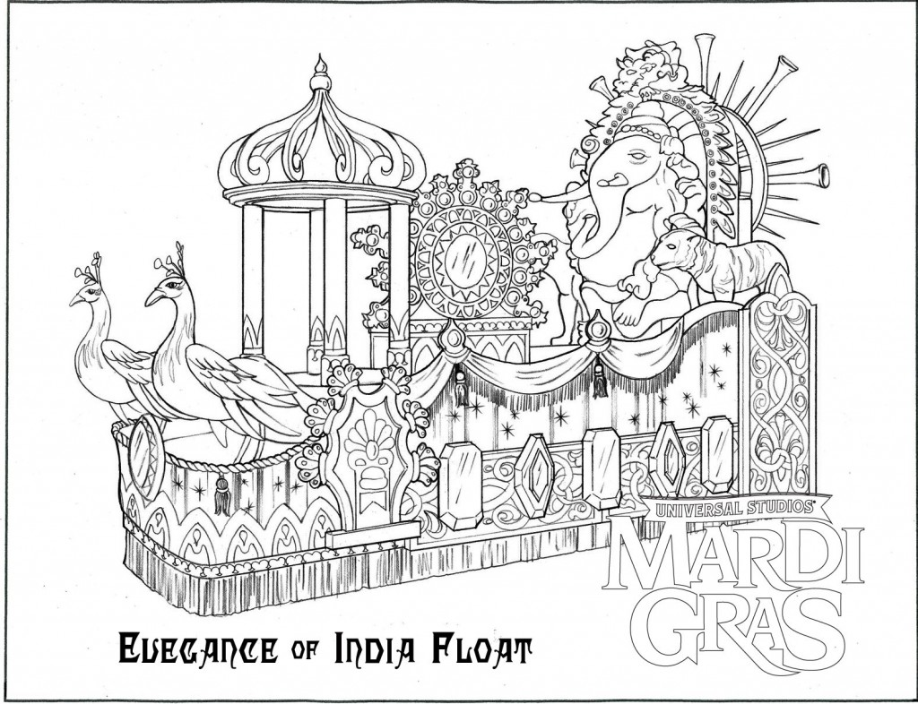 Coloring Pages For Universal Studios : Universal studios pages coloring