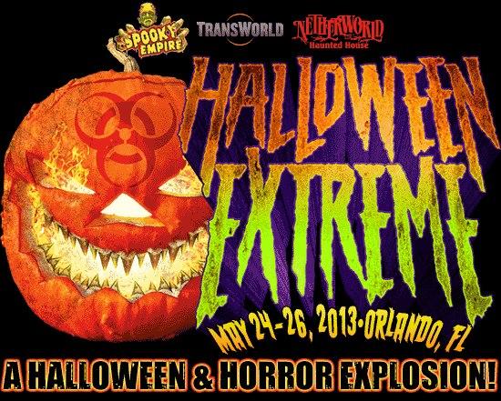 halloween extreme 2013 logo