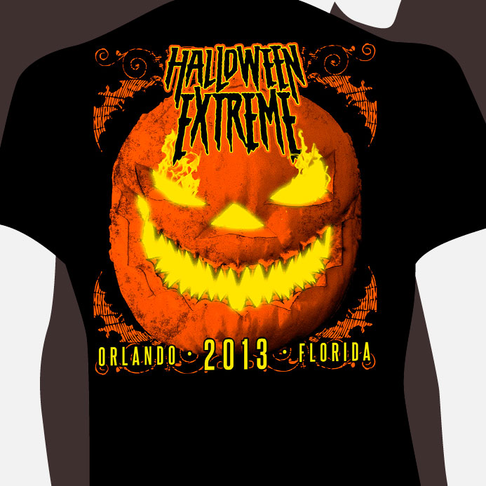 Halloween-Extreme-T-Shirt