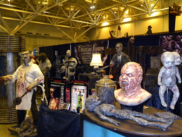 creaturecorps booth