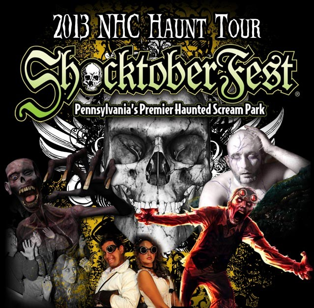 shocktoberfest tour