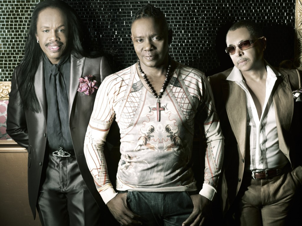 Earth, Wind & Fire at UOR