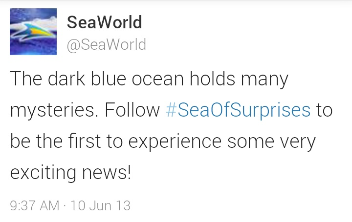 seaworld tweet