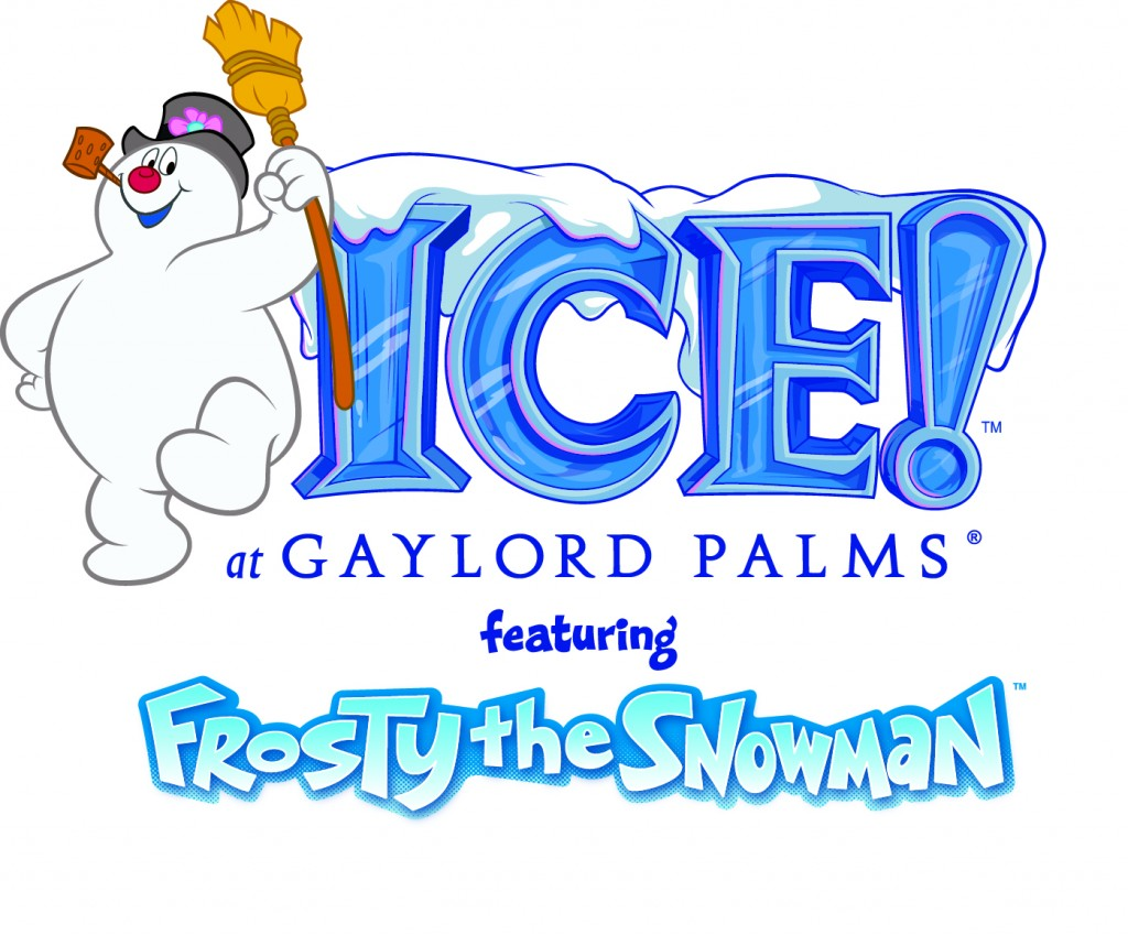 Gaylord Palms ICE! featuring FTSM Logo