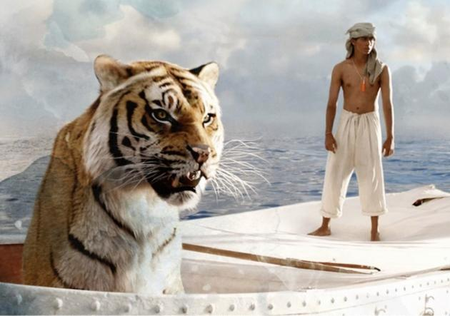 Life of Pi courtesy of 20th Century Fox
