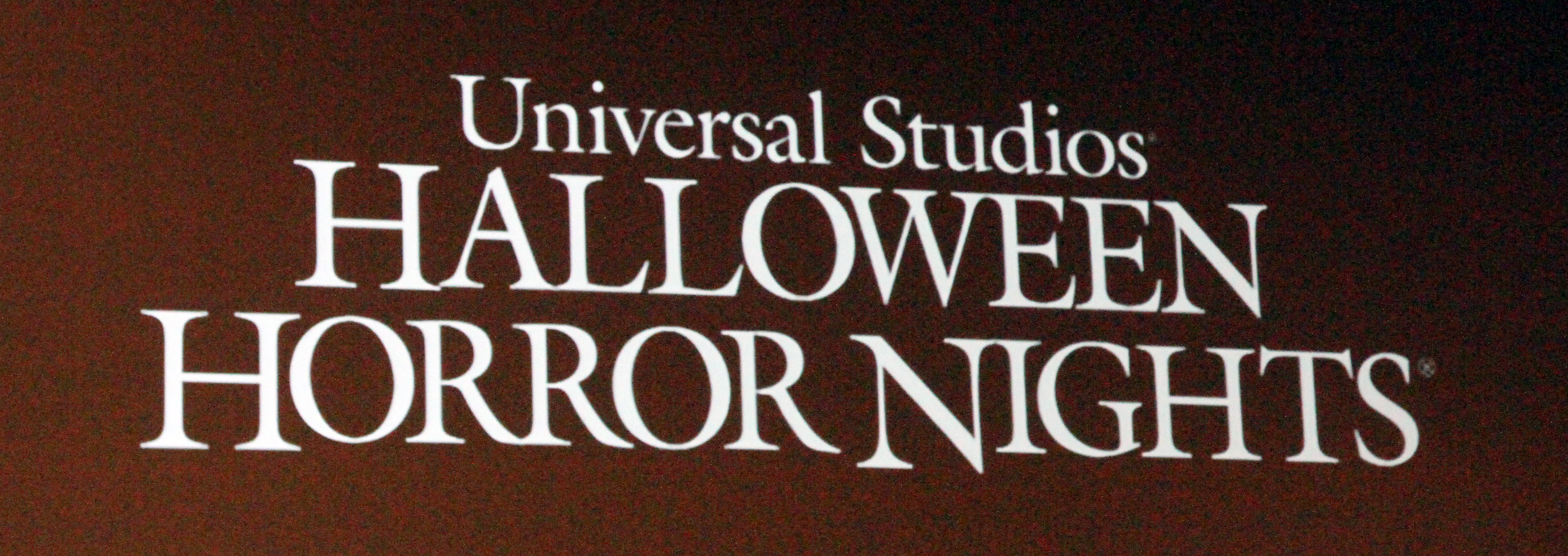 john murdy is the creative director for universal studios hollywoods halloween horror nights hes been doing it for quite