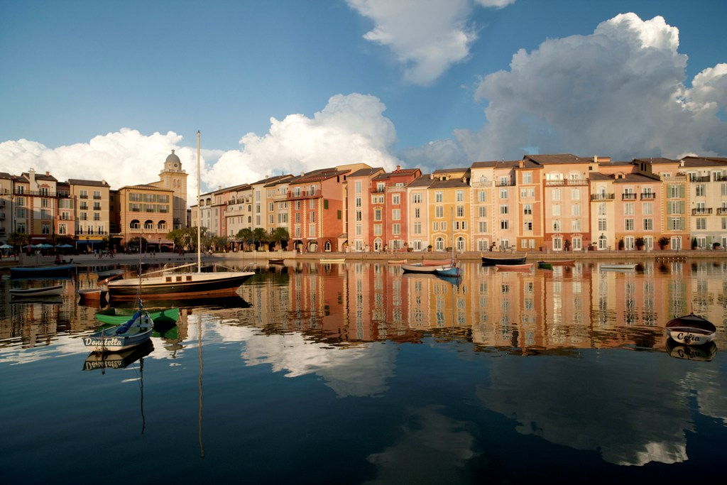 behind the thrills loews portofino bay hotel at universal orlando an