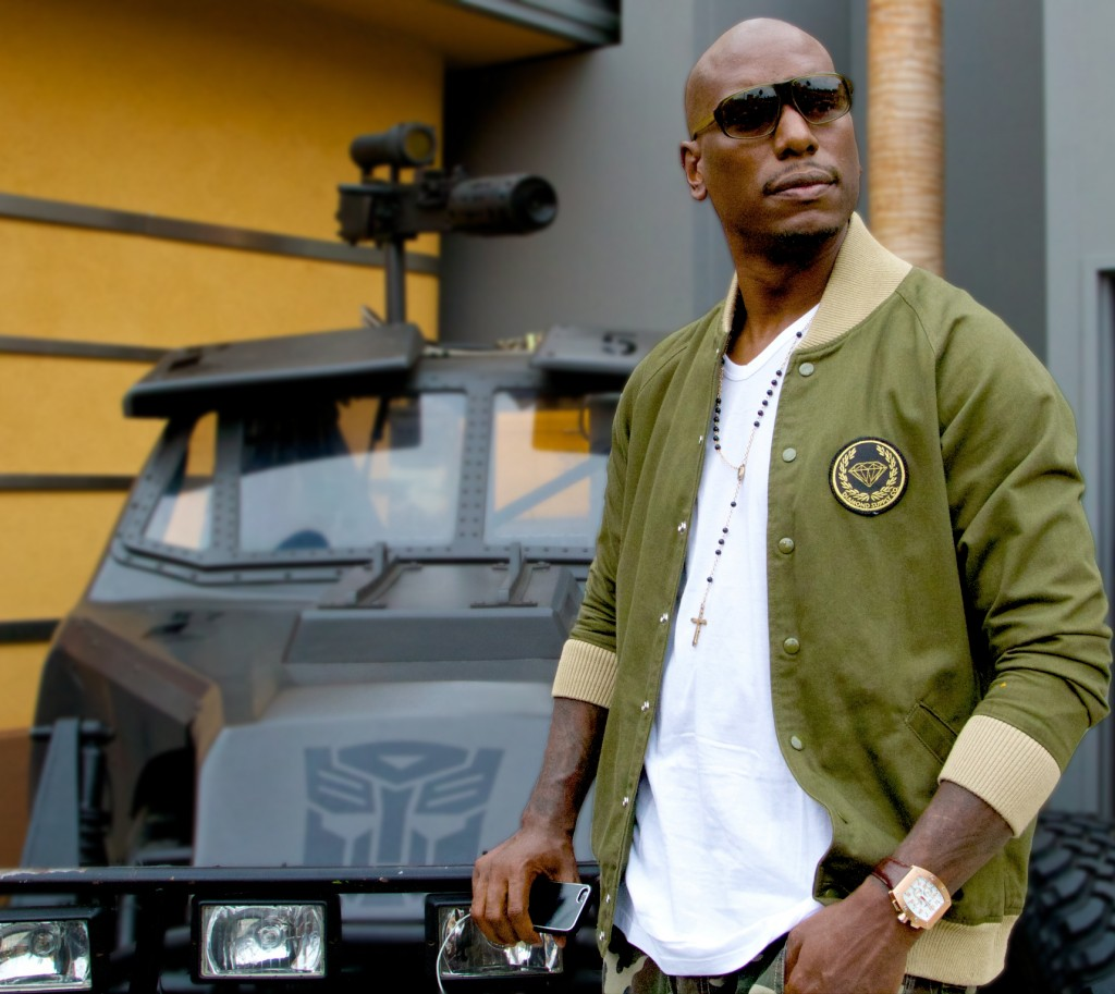 TYRESE GIBSON_TF3D Vehicle