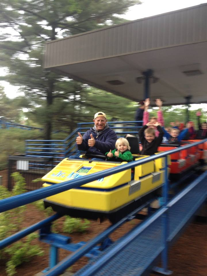Jr gemini roller coaster - photo#24