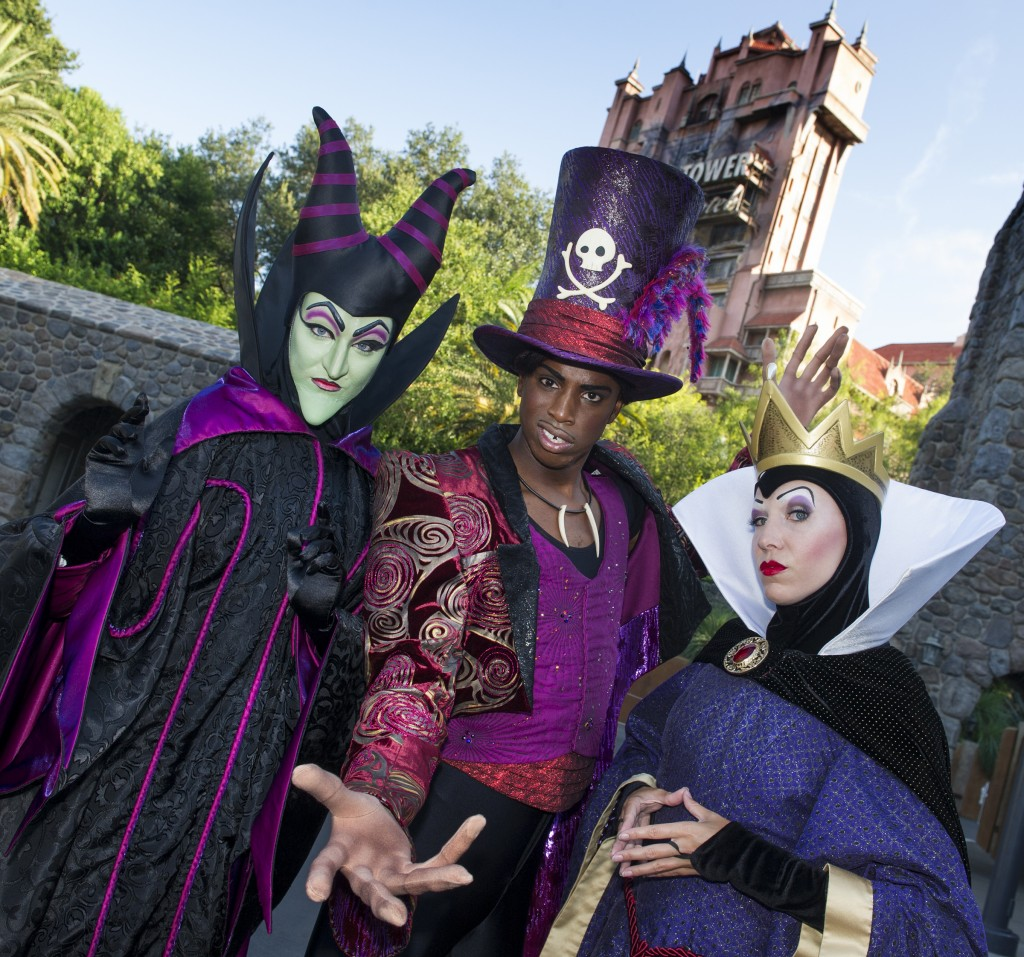 Friday the 13th Mischief Is Bi-Coastal at Disney Parks During Unleash the Villains Event Sept. 13, 2013