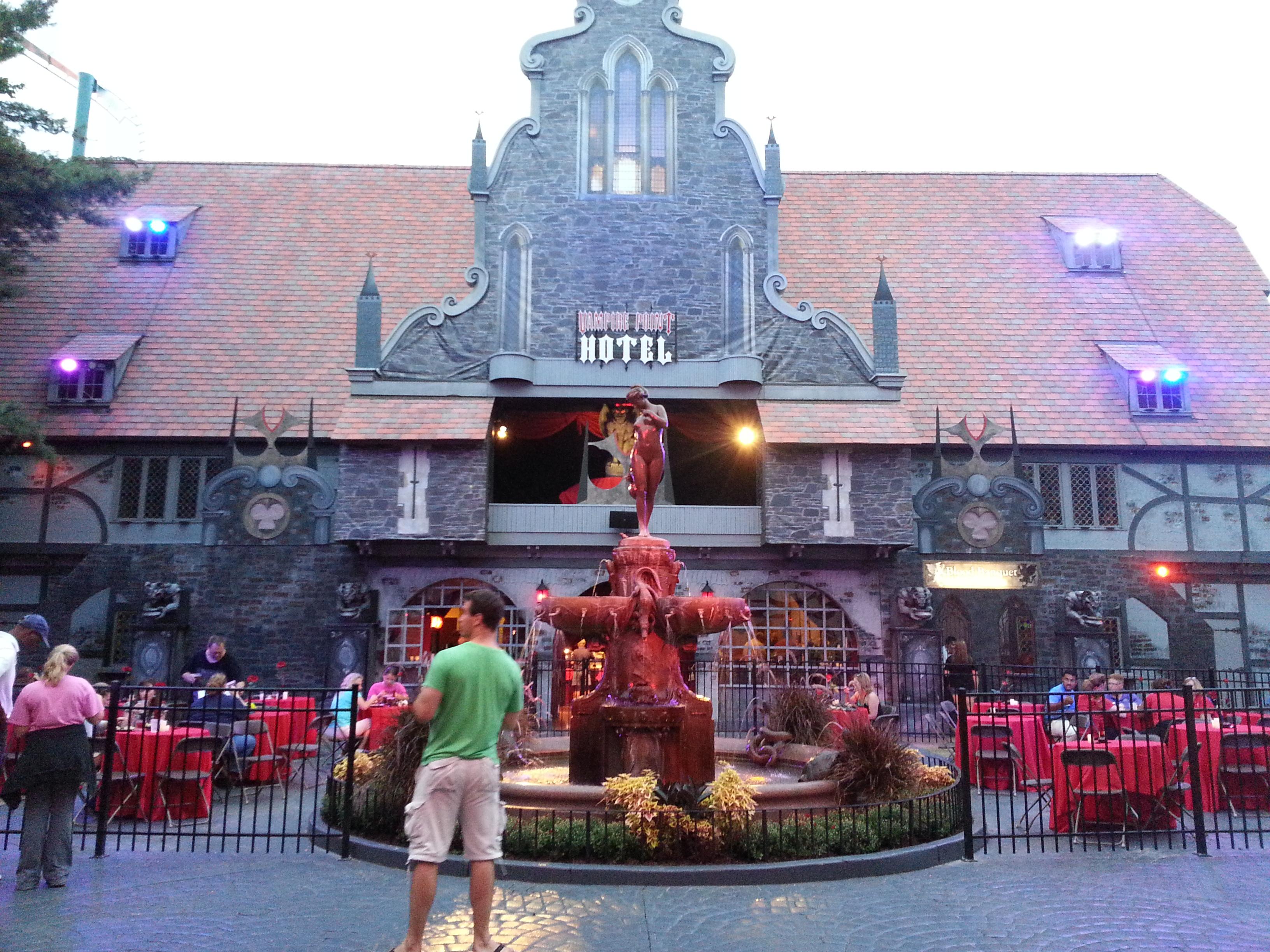 Behind the Thrills | Howl O Scream at Busch Gardens Williamsburg ...