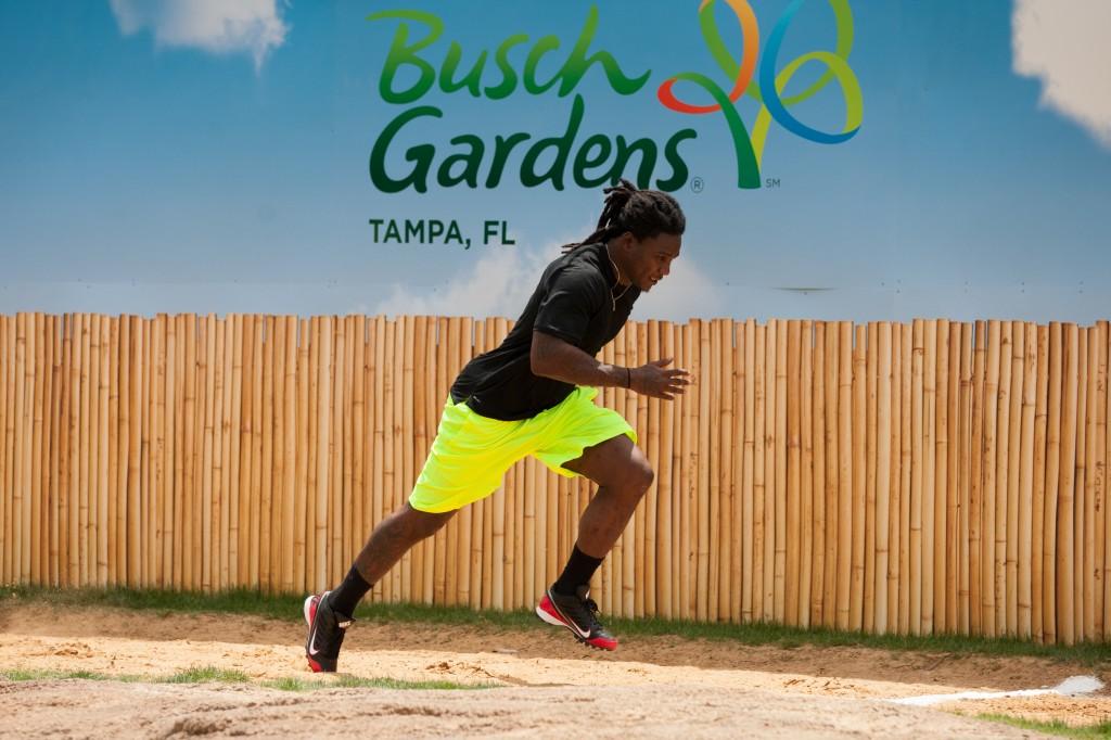 Busch Gardens Man V Cheetah 2