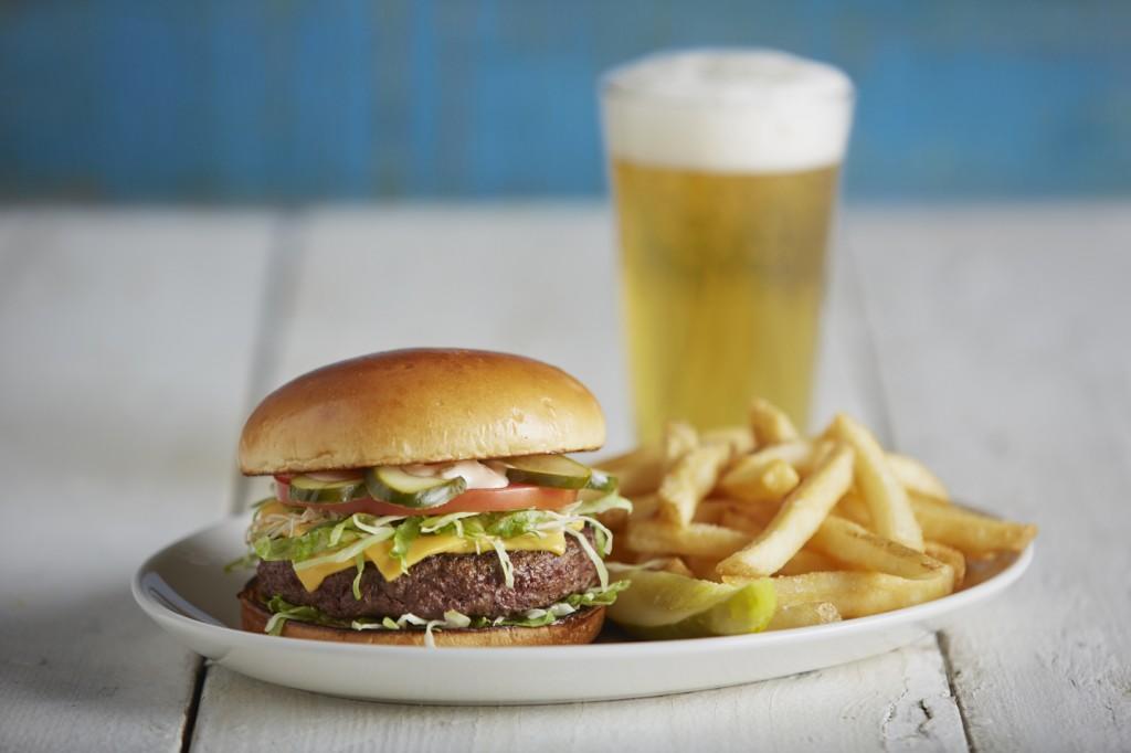Cheeseburger In Paradise . Credit - Michael St John