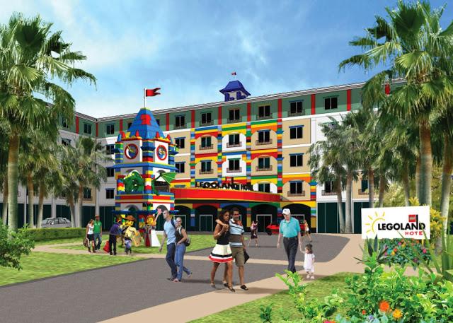 LLF Hotel Frontage Visual_Florida