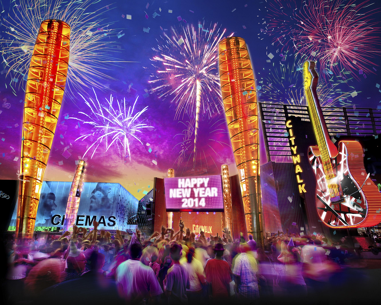 Disney New Years Eve