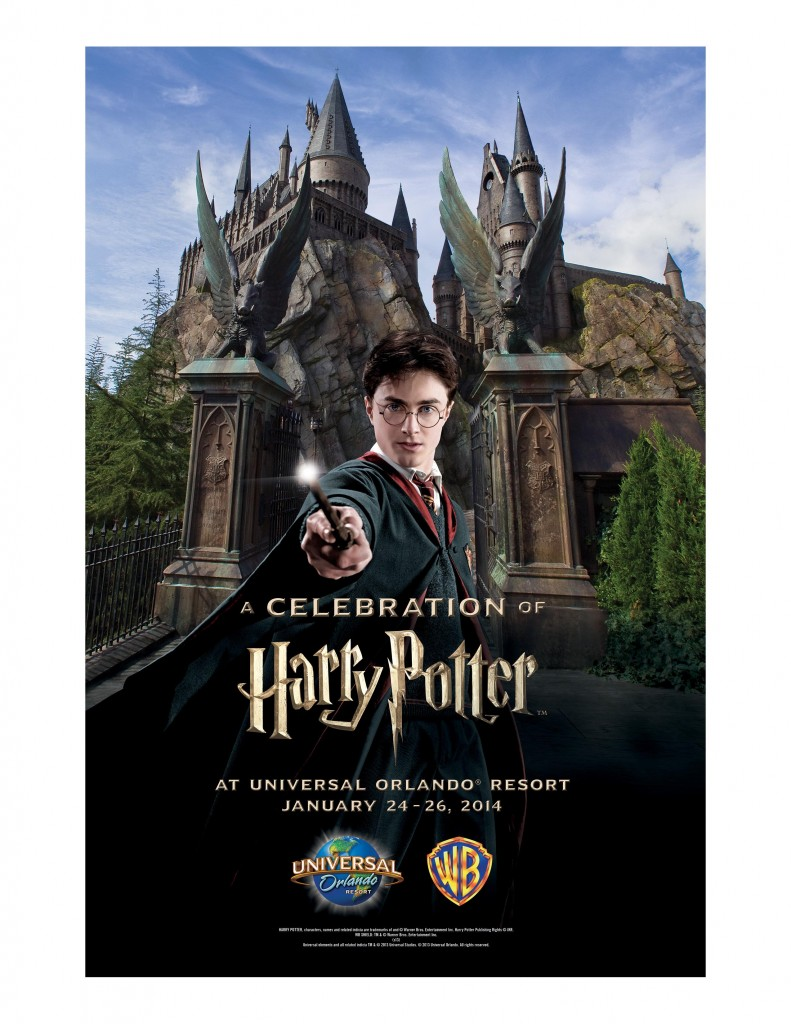 Celebration of Harry Potter at Universal Orlando