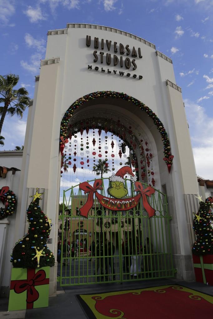 Universal Main Gate
