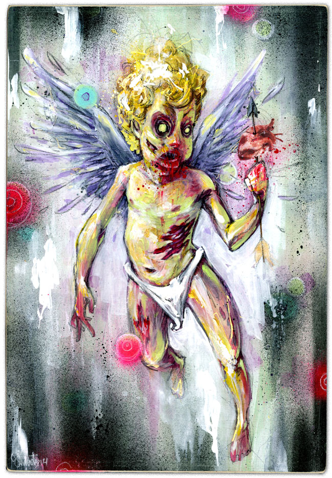 http://blackinkart.com/2014/01/16/zombie-cupid/