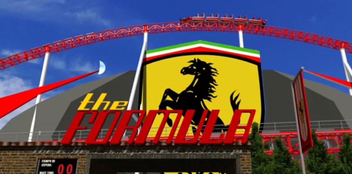 behind the thrills go on a virtual tour of port aventura s ferrari land wit. Cars Review. Best American Auto & Cars Review