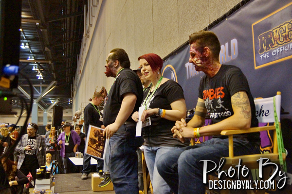 haa show 2014 - monster makeup wars