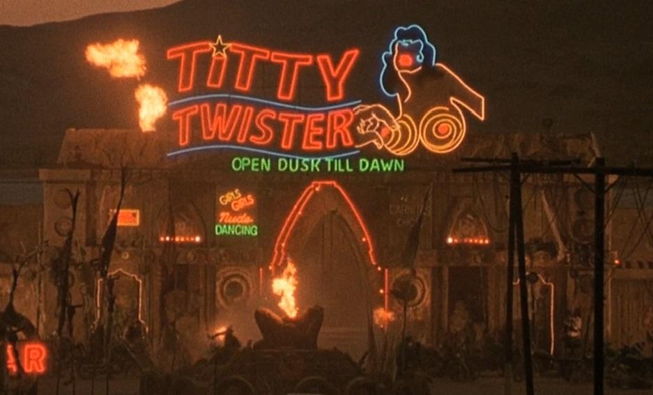From dusk till dawn tv series coming to halloween horror - Busch gardens halloween horror nights ...