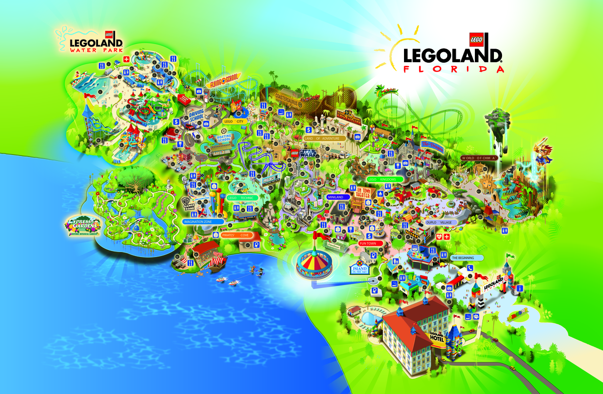 Behind The Thrills  Legoland Florida Hotel Reaches