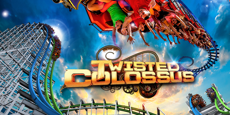 behind the thrills �twisted colossus� replacing iconic