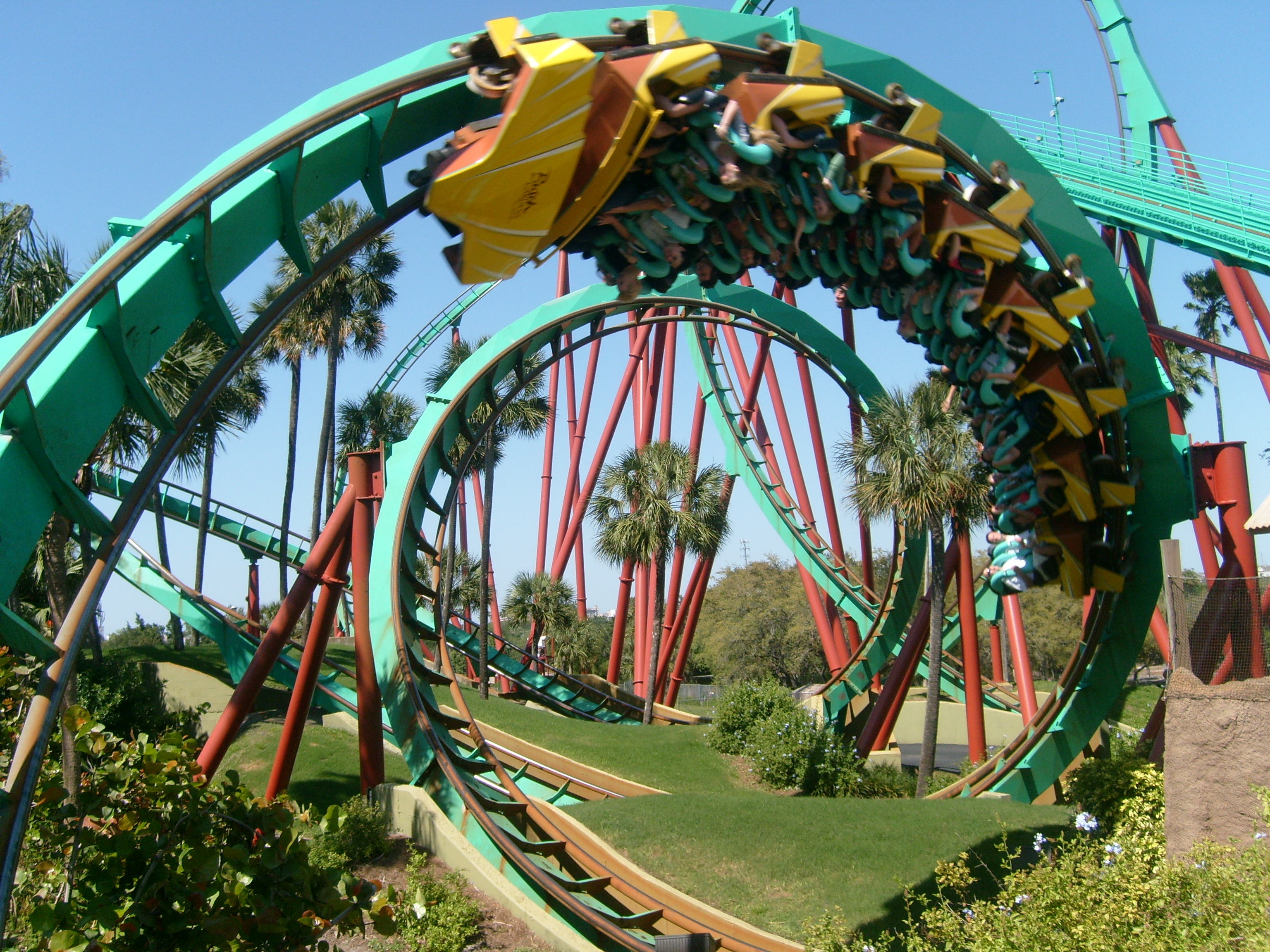 Behind the Thrills Busch Gardens files for 2016 attraction but