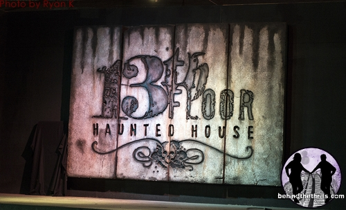 Behind the thrills venturing into the original lost for 13th floor haunted house colorado