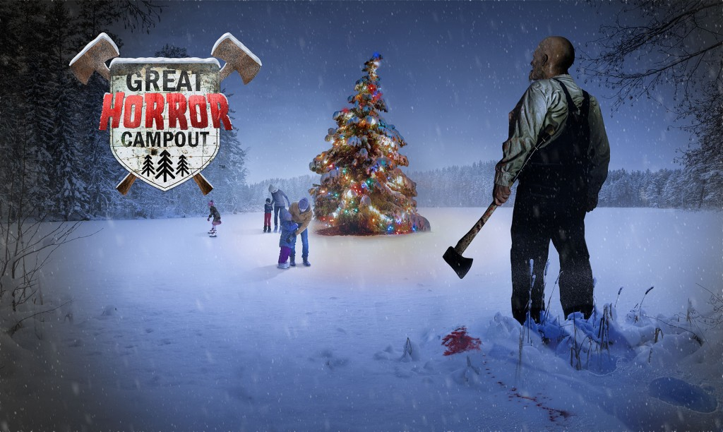 Great Horror Campout Winter 2014