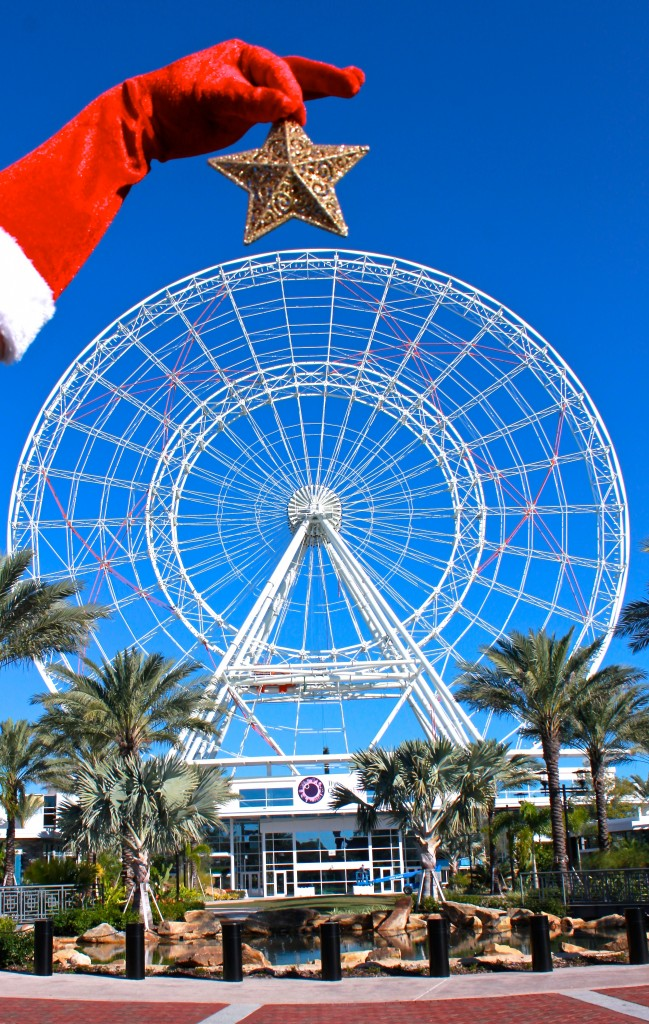 Star on the Orlando Eye (2)