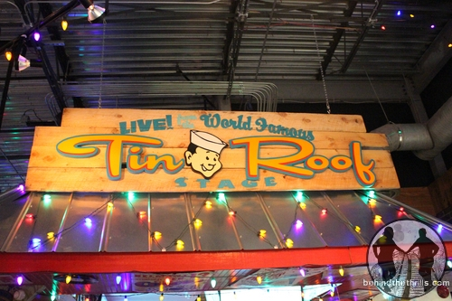 Tin Roof Orlando Follows The Long Line Of Music That Came Before It. The  Whole Place Is Built Around The Stage, And The Music. Everywhere You Look  Is An ...