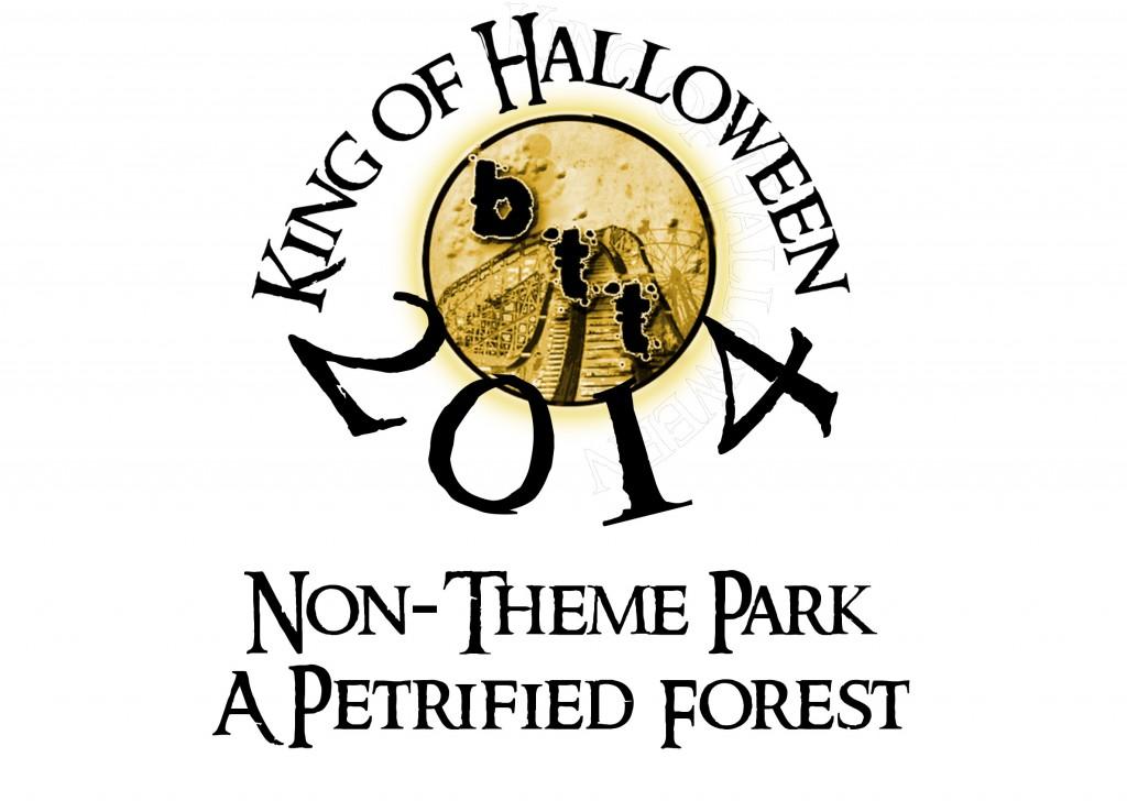 King of Halloween non theme Parks