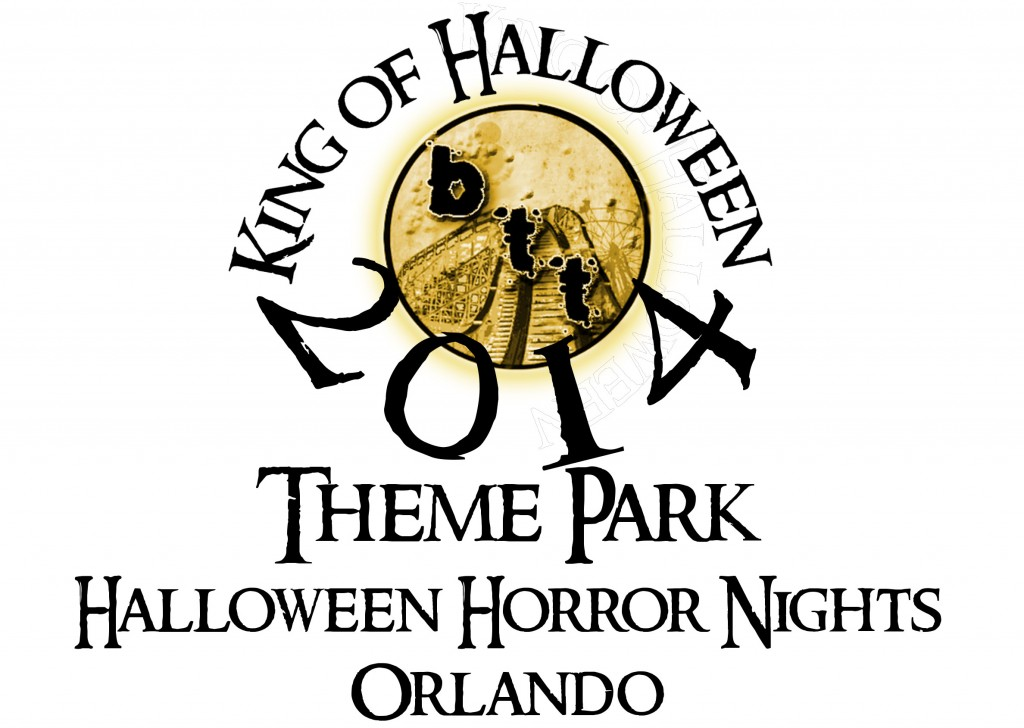 King of Halloween theme Parks