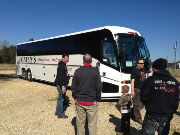 hauntcon 2015 bus tour