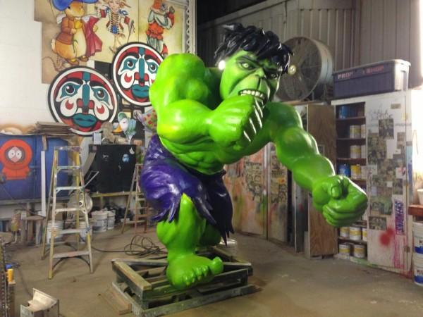 hauntcon 2015 hulk