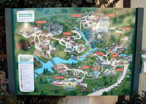 Behind The Thrills Busch Gardens Williamsburg Looks Back