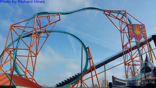 Behind The Thrills New Coaster Tempesto Highlights 40th Anniversary Celebration At Busch